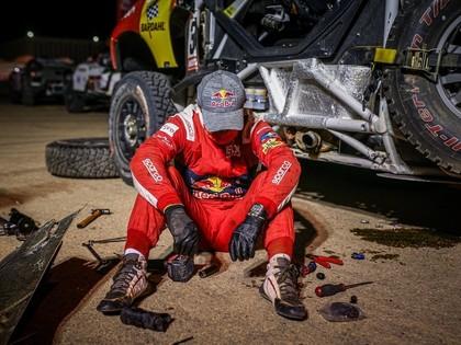 Lēbam Dakaras rallijs ir beidzies