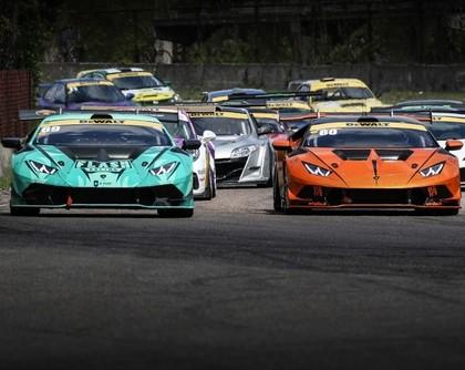 Autošosejas festivāls 'Riga Summer Race' pulcē rekordlielu dalībnieku skaitu