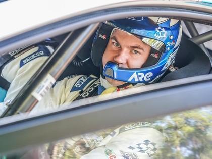 Suninens: Lapzemes WRC gribu parādīt visu uz ko esmu spējīgs