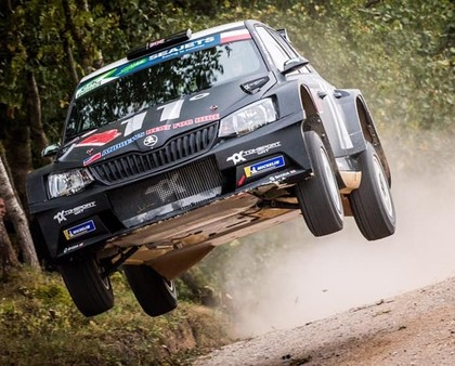 'Rally Liepāja' dalību apstiprinājušas 16 R5 ekipāžas