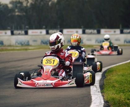 Latviešu kartinga braucēji dodas uz 'Rotax Max Challenge Grand Finals' Brazīlijā