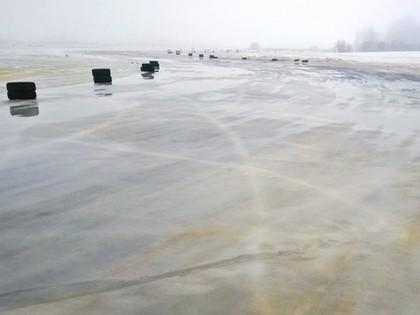 Svētdien paredzētās ziemas drifta sacensības tiek pārceltas