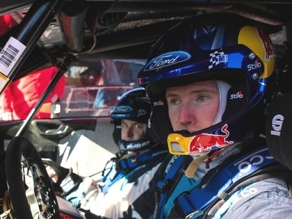 Evans būs spiests izlaist arī Vācijas WRC