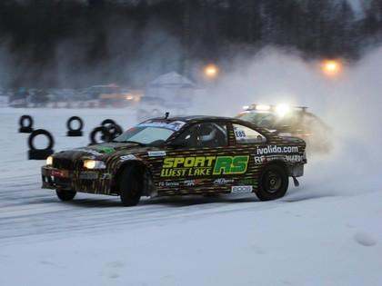 Ziemas Drifta lielajā finālā uzvar Ivo Cīrulis
