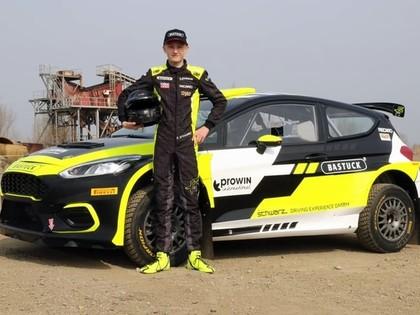16 gadus vecais Fabio Švarcs LRČ plāno startēt arī ar R5 auto (VIDEO)