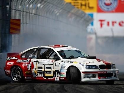 Blušam Formula Drift kvalifikācijā tehniskas problēmas un 13.vieta