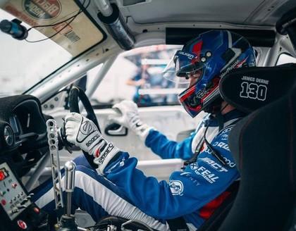 Divkārtējais 'Formula Drift' čempions Dīns startēs ar HGK komandas būvēto auto