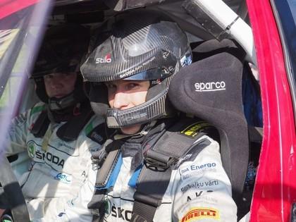 Ralfs Sirmacis nestartēs Zviedrijas WRC posmā