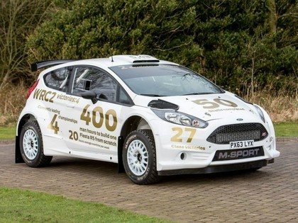 M-Sport parduotas už 50 Fiesta R5 mašinų, 10% iš jų yra perkamos Marco Martins