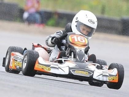 Desmitgadīgais Vītols kļūst par Latvijas un Baltijas čempionu kartingā