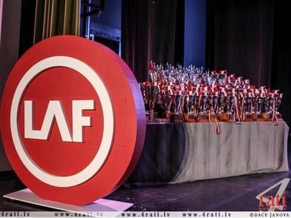 LAF uz diviem gadiem iegūst ģenerālsponsoru