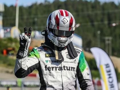 Marklunds tiek diskvalificēts, Jānim Baumanim trešā vieta