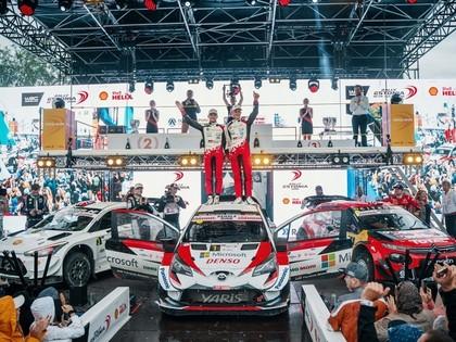 WRC reklāmas posms 'Rally Estonia' arī nākamgad notiks pirms Somijas WRC