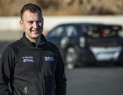 Reinis Nitišs kā attīstības pilots pievienojas GRX Taneco komandai