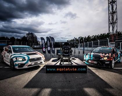 Latvijā norisināsies E-Autosporta čempionāti