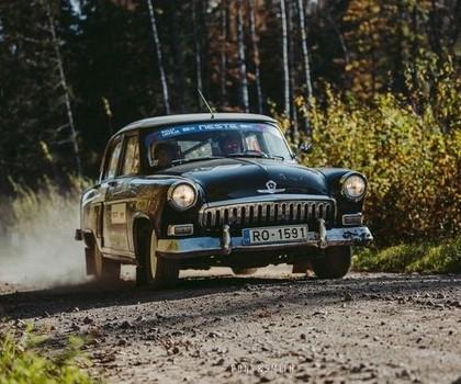'Rally Liepāja' startēs arī vēsturiskās regularitātes ekipāžas