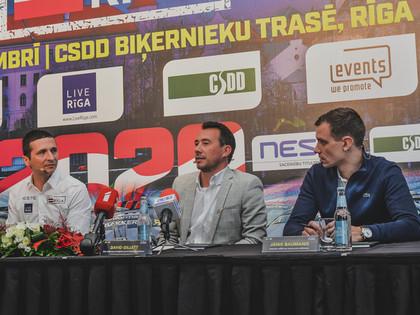 IMG pārstāvis: Pasaules RX komandas lūdza mums, lai palīdzam saglabāt Rīgas posmu