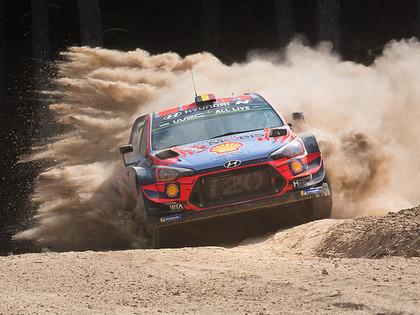 Lēbs un Hyundai gatavi Turcijas WRC rallijam (VIDEO)