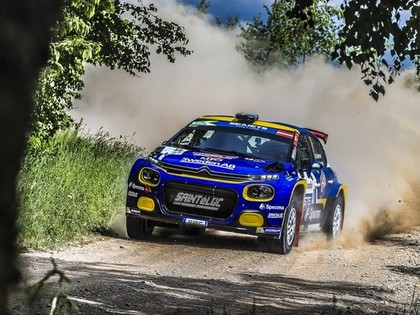 'Rally Liepāja' norise pārcelta uz 10.-12. jūliju