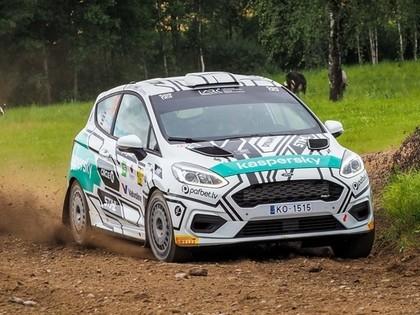 Reinis Nitišs startēs 'Rally Liepāja'