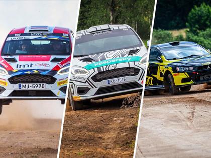 Trīs latviešu ekipāžas metīsies cīņā pret Eiropas rallija čempionāta zvaigznēm