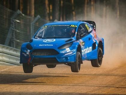 Ferratum kļūst par 'World RX of Rīga' titulsponsoru