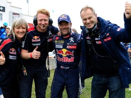 'Peugeot' komandas vadītājs: Mums ir izcilas atmiņas par braucienu uz Rīgu 2016. gadā