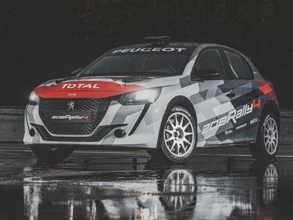 'Peugeot' prezentē jaunu rallija automašīnu