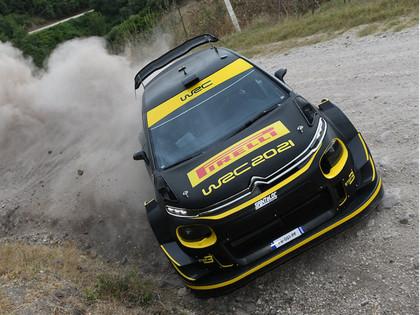 Peters Solbergs Sardīnijas rallijā būs redzams pie WRC automašīnas stūres