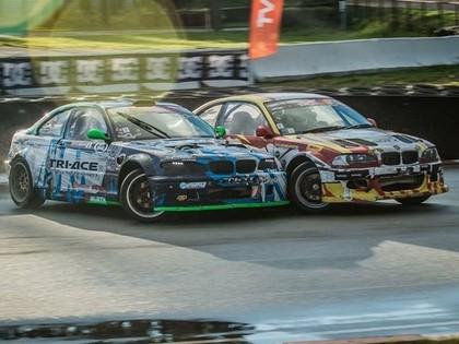 Latvijas un Baltijas drifta čempiona titulu izcīnījis Jānis Eglīte
