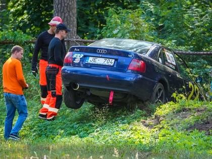Biķerniekos aizvadīts Latvijas autosprinta kausa 1. posms (VIDEO)