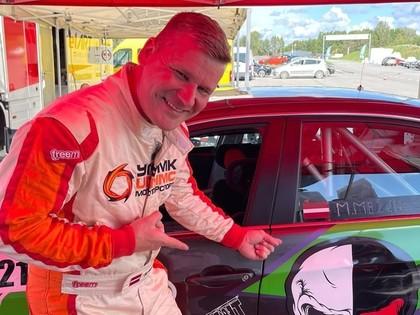 Matīss Mežaks otrajā braucienā no 38.vietas aizcīnās līdz 13.pozīcijai (VIDEO)