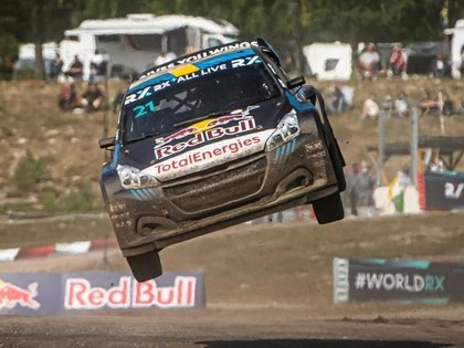 Zviedrijas RX dubultuzvaru svin brāļi Hanseni, Baumanim neveiksme