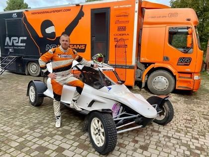 Mūsas trillerī startēs vairāk nekā 240 sportisti, M.Neikšāns debitēs Buggy 1600 klasē
