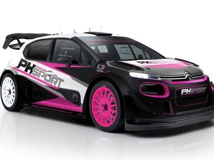 Uz īri būs pieejams jaunais 'Citroen C3 WRC', taču ne visi ar to varēs braukt