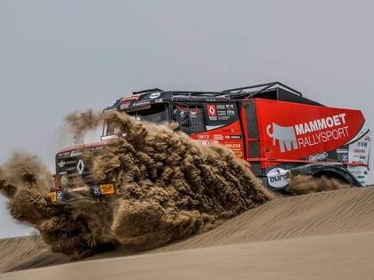 Dakaras rallijā uz starta izies 334 tehniskās vienības un 534 sportisti