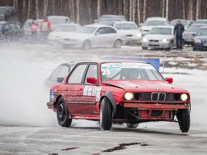 Baltijas ziemas driftā Mārupē uzvar Jirgens un igaunis Norman-Tults