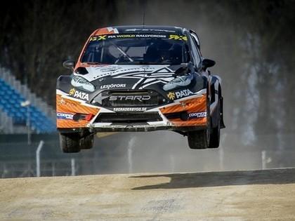 J.Baumanim pirmajā kvalifikācijā cīņa ar diviem WRC čempioniem – Lēbu un Solbergu