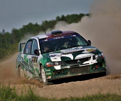 Vairākas latviešu ekipāžas šajā nedēļas nogalē startēs Lietuvas un Igaunijas rallijos
