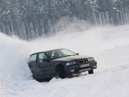 Supersprinta braucēji šogad varēs izbaudīt arī ziemas priekus