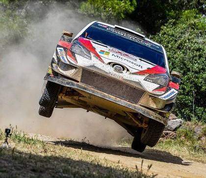 'Rally Estonia' uz starta izies vairāk nekā 100 ekipāžas un piecas WRC mašīnas
