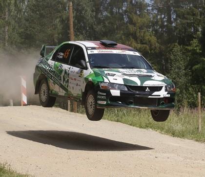 Blūms/Eglītis kļūst par Igaunijas rallija čempioniem