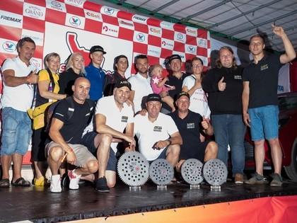 'Samsonas Rally' ASRT komandai sniedz uzvaru un jaunas emocijas