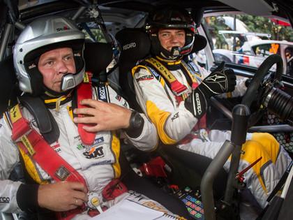 Mārtiņš Sesks: Mērķis Vācijas WRC būs finišēt, nesabojājot mašīnu