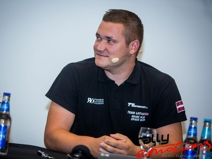 Arnis Odiņš: 'Buggy 1600' klase ir nepieciešama Latvijas autokrosa trasēs