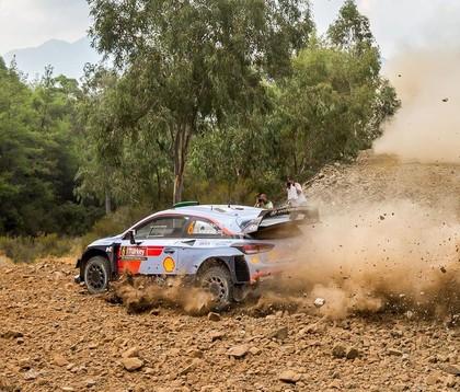 Noivils ātrākais Turcijas WRC treniņos
