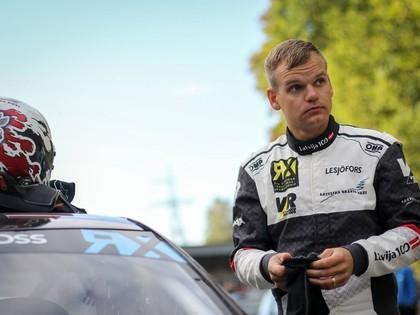 Artis Baumanis šogad Eiropas RX Super 1600 klasē nestartēs