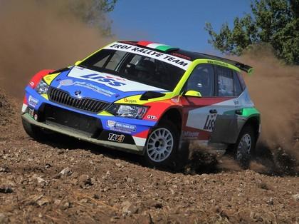 Divkārtējais ERC2 čempions 'Rally Liepāja' debitēs pie 'Škoda Fabia R5' stūres (VIDEO)