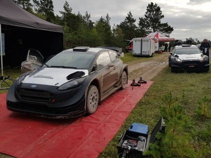 Sāremā rallijā startēs vairāk nekā 130 ekipāžas, Grosa rīcībā jaunais WRC (VIDEO)