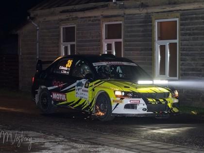 Sāremā rallijā ar jauno 'Ford Fiesta WRC' uzvar Gross, Balodis izcīna 3.vietu klasē